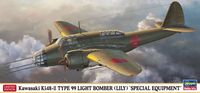 Kawasaki Ki-48 II Type 99 Twin-Engined Light Bomber`Special-Equipment`