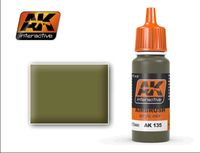 AK 135 Olive Drab Light Base