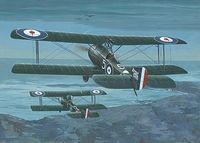 Sopwith Strutter Comic Fighter - Image 1