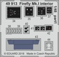 Firefly Mk.I interior  TRUMPETER - Image 1