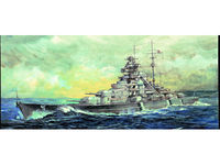 Germany Bismarck Battleship 1941