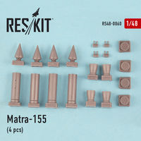 Matra-155 (4 pcs) (Hunter, Canberra, Harrier, Phantom, Jaguar, Hawk, Strikemaster,) - Image 1