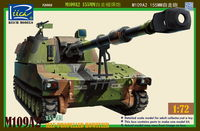 M109A2 Paladin Self-Propelled Howitzer