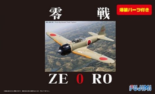 Zero Fighter Type 21 Fighter-Bomber Type - Image 1