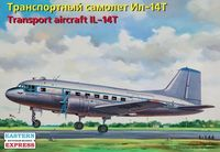 Transport aircraft Ilyushin IL-14T