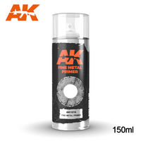 AK1016 FINE METAL PRIMER SPRAY