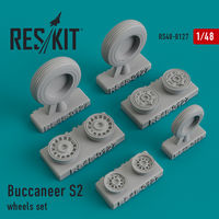 Buccaneer S2 wheels set
