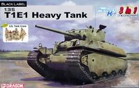 Heavy Tank T1E1 / M6 / M6A1 3 in 1