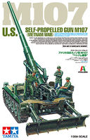 US Self-Propelled Gun M107 (Vietnam)