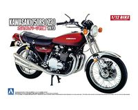 Kawasaki 750RS(Z2) with cutom parts