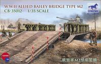 WWII Allied Bailey Bridge Type M2 - Image 1