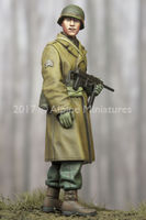 WW2 US Infantry NCO Winter - Image 1