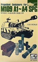 Propellant Containers for M109 A1 - A4 SPG - Image 1