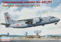 Transport Aircraft An-24T/RT