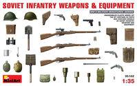 SOVIET INFANTRY WEAPONS  EQUIPMENT - Image 1