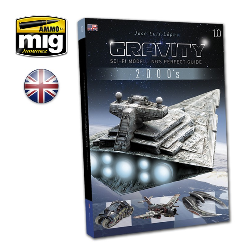Gravity 1.0 - Sci-Fi Modelling Perfect guide - English - Image 1