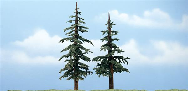 5-6In. Lodgepole Tree 2/Pk - Image 1