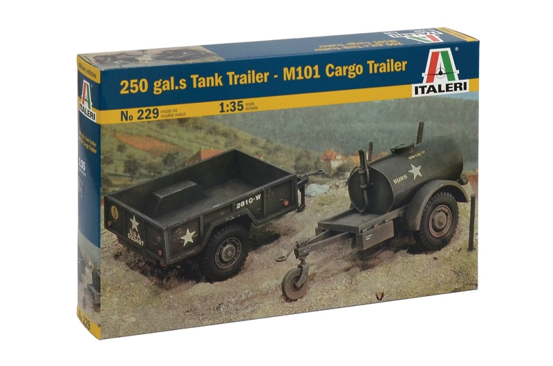 TANK AND CARGO TRAILERS ITALERI 2657_1-i2a