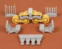 40/43M Zrínyi assault gun suspension set - Image 1