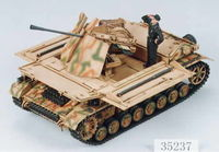German Self Propelled Mobelwagen 3.7cm PZ.KPFWIV