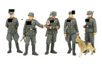 German Field Military Police - WWII