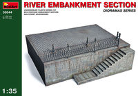 River Embankment Section - Image 1
