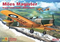 Miles Magister British trainer