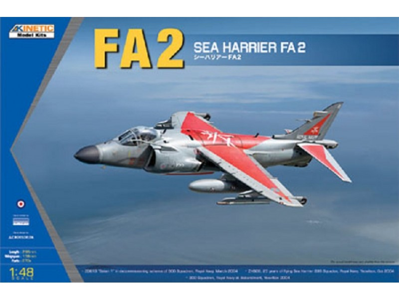 Harrier FA2 - Image 1