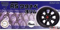 8-Spoke Wheels for Racing 15-inch - Image 1