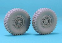 Weighted 4*4 MRAP Wheel set (For Kinetic 61011) - Image 1