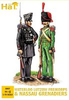 Waterloo Lutzow Freikorps and Nassau Grenadiers - Image 1