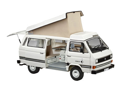 vw t3 westfalia joker revell 07344. Black Bedroom Furniture Sets. Home Design Ideas