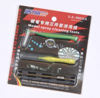 Model Spray Cleaning Tools (3pcs) - Image 1
