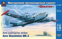 "Avro ""Shackleton"" MR.3 British anti-submarine striker"