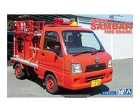 Subaru TT2 Sambar The Fire Engine 08