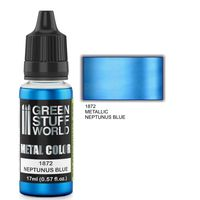 1872 Metal Paint - NEPTUNUS BLUE