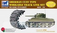 Sherman Cuff Type Workable Track Link Set - Image 1