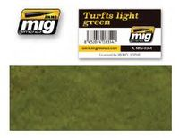TURFS LIGHT GREEN - Image 1