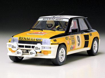 Rallye r 5 turbo
