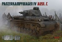 The World At War Panzerkampfwagen IV Ausf.C - Image 1