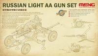 Russian Light AA gun set