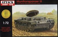 Munitionspanzer III with ammunition set