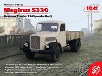 German Truck Magirus S330 (S-3000) (1949 production)