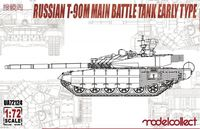 Russian T-90 Main Battle Tank Early Type