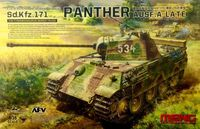 German Medium Tank Sd.Hfz.171 Panther - Image 1