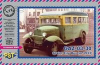 Gaz-03-30 Soviet City bus (m.1945) - Image 1