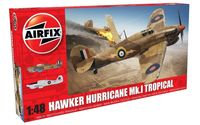 Hawker Hurricane Mk. I Tropical - Image 1