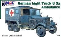 German Light Truck G 3a Ambulance
