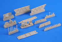 Swordfish - Interior set for Airfix kit - Image 1