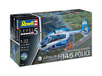 Airbus helicopter H145 Police Surveillance helicopter